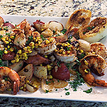 LOW COUNTRY BOIL SAUTE