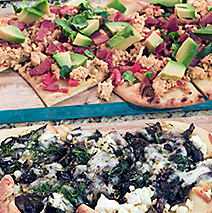 LUCY'S FLATBREADS