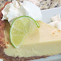 BARNHILL'S COUNTRY LIME PIE