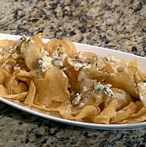 Blue Cheese Kettle Chips